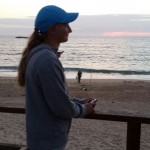 Spacer po plaży :P