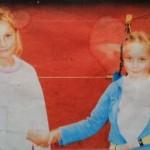 Mój pierwszy turniej - miałam sześć lat :P