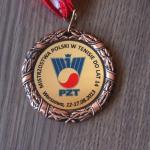 Medal Mistrzostw Polski :D