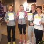 OTK U16 Sobota wygrany debel :)